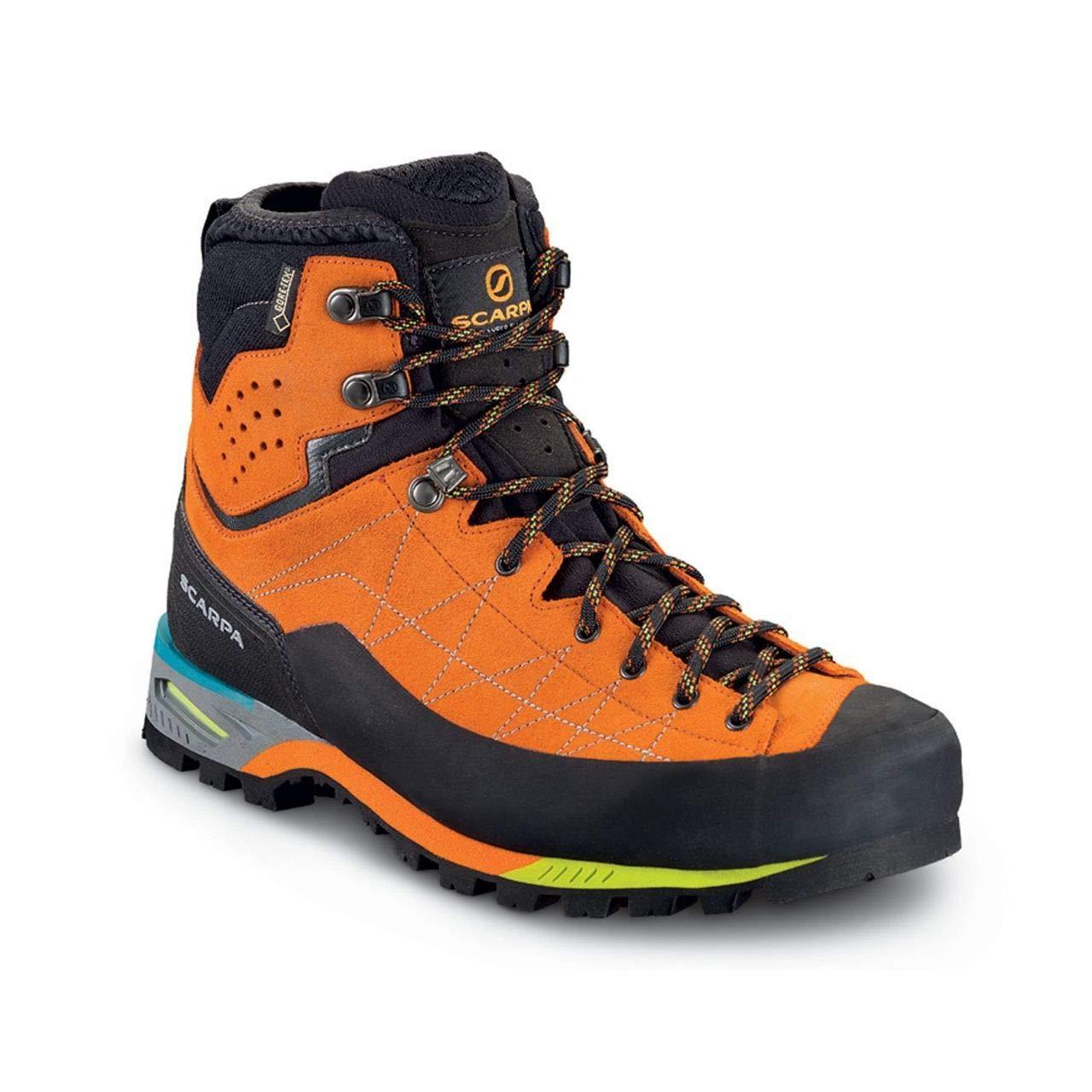 SCARPA Men's Zodiac TECH GTX Mountaineering Boot, Tonic, 44.5 EU/11 M US by SCARPA