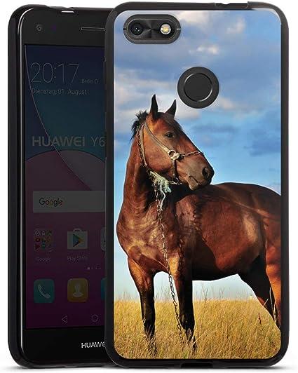 DeinDesign Huawei Y6 Pro (2017) Coque en Silicone Étui Silicone ...