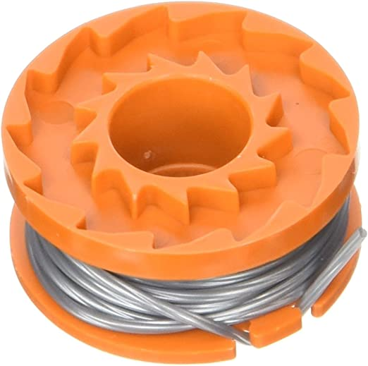 SPARES2GO 1.5mm Low Noise Strimmer Line Spool Refil for Qualcast GT25 GT30 GGT3001 GGT4001 GGT4502 GGT600A1 GT2518 GT2826 Strimmers