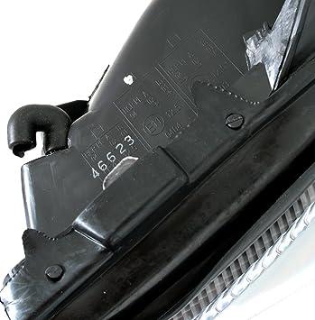 Ad Tuning Depo Halogen Scheinwerfer Set In Klarglas Schwarz H7 Hb3 Links Rechts Auto