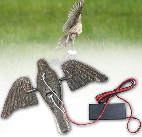 Szlsl88 Simulación Palomas Cebo , Caza Cebo , Eléctrico Vuelo Bird con Spinning Ala para Caza: Amazon.es: Deportes y aire libre