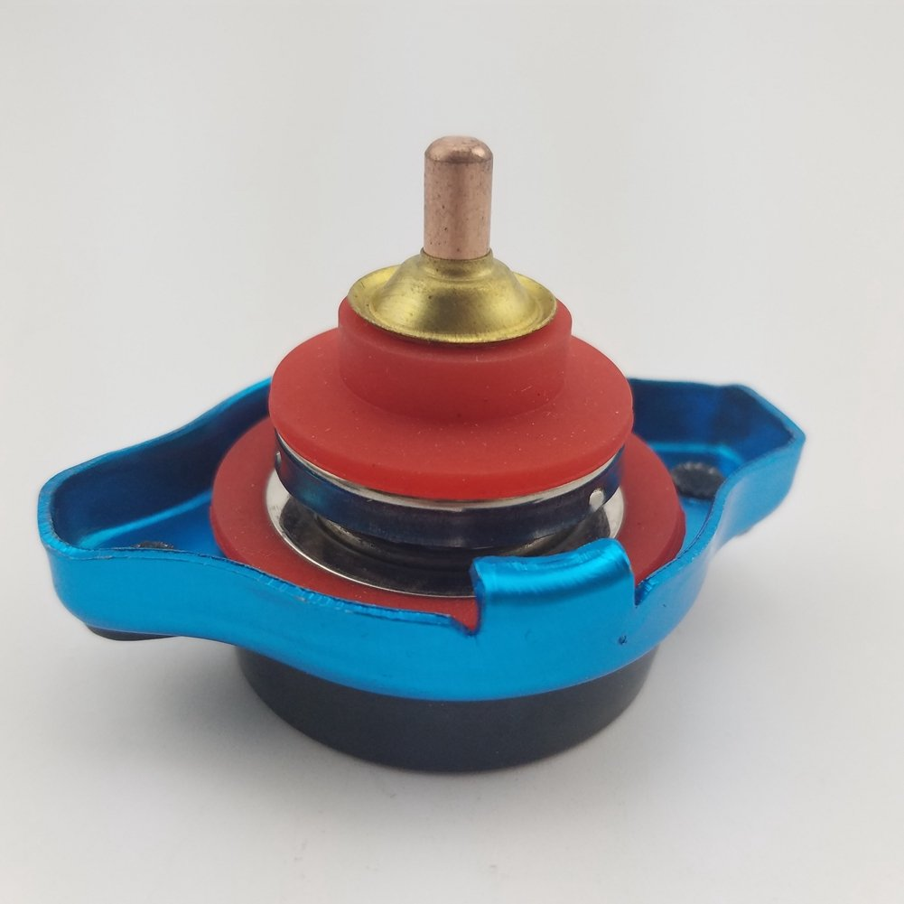 Indicatore di temperatura con Utility Safe 0.9/e 1.1/e 1.3/bar Thermo tappo del radiatore serbatoio copertura