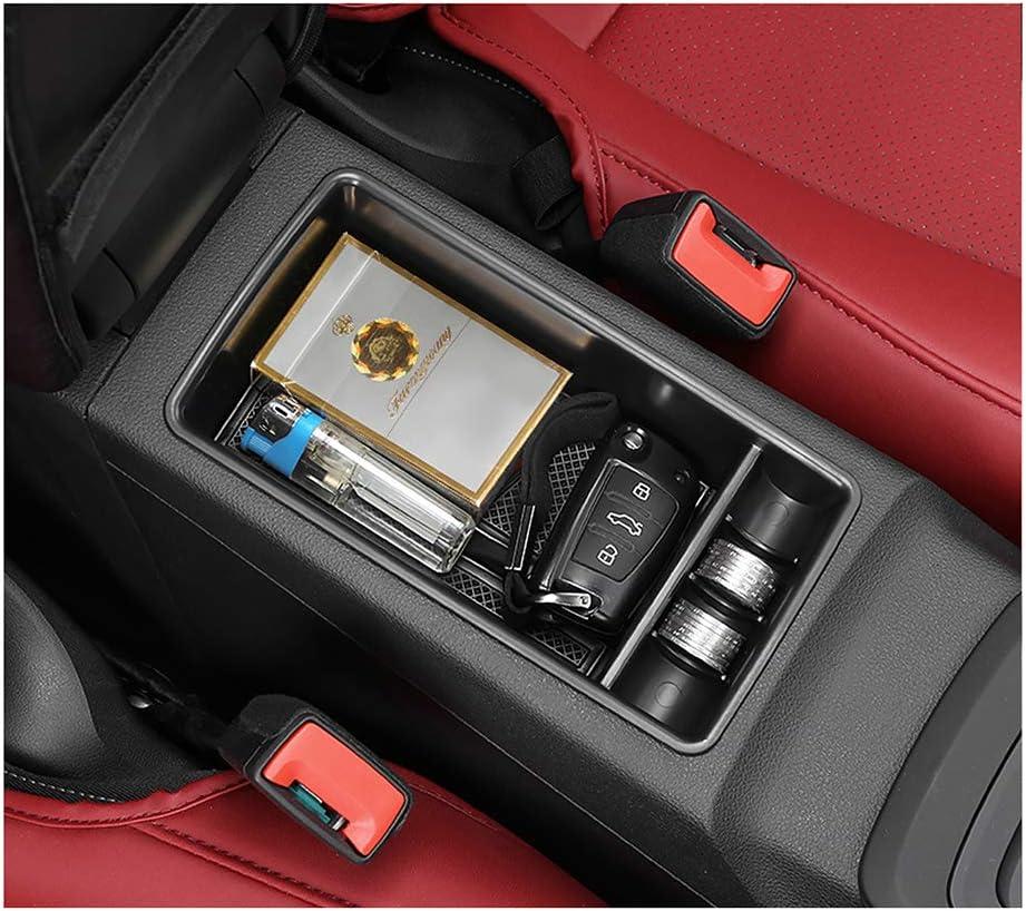 bracciolo centrale Console centrale contenitore per Q2 Q2L braccioli contenitore interno vano portaoggetti organizer