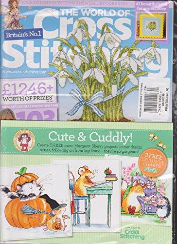 (The World of Cross Stitching Magazine 263)
