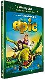 Epic - La bataille du Royaume Secret [Combo Blu-ray 3D + Blu-ray + DVD]