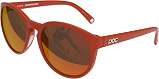 POC Know Julia Mancuso Ed. Sunglasses Mixte Adulte, Brown/Red Mirror 20.0 POCB8|#POC KNOW9020