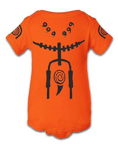 081559db Amazon.com: Tee Tee Monster Baby Boys'Naruto Kyuubi Inspired Onesie:  Clothing