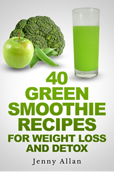 Green Smoothie Recipes For Weight Loss And Detox Book Ebook Allan Jenny Amazon Ca Kindle Store