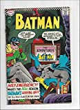 Batman #183/Silver Age DC Comic Book/Poison Ivy/GD
