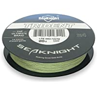 Enature Braided Fishing Line - Superpower Fly Fishing line - Abrasion Resistant - Ultra-high Sensitivity - Zero Stretch…