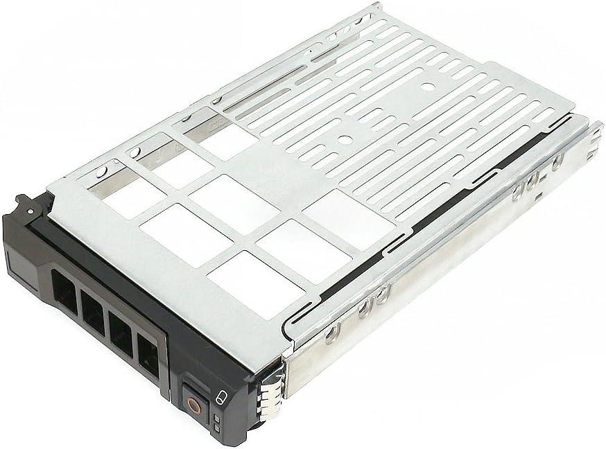 YEECHUN 3.5 SAS SATA Hard Drive Tray Caddy for Dell PowerEdge T330 T430 T630 R230 R330 R430 R530 R630 R730 R730XD R930 MD1400 MD3400 Series