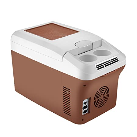 JUIANG 15L 20 Grados de congelación refrigerador 12V / 24V ...
