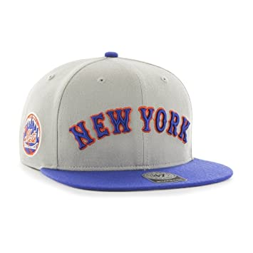 47 York Mets guión Sure Shot Gorra NHL - Gorra: Amazon.es ...