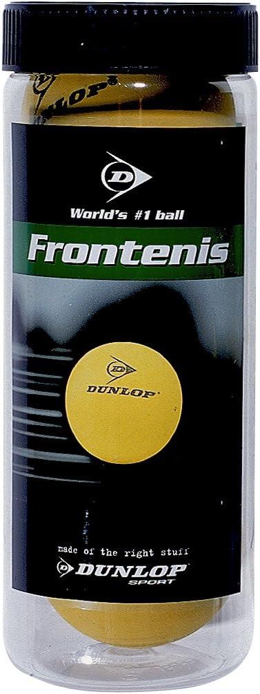 Dunlop Pelotas de Frontenis Bote 3 Bolas