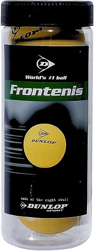 Dunlop Pelotas de Frontenis Bote 3 Bolas: Amazon.es: Deportes y ...