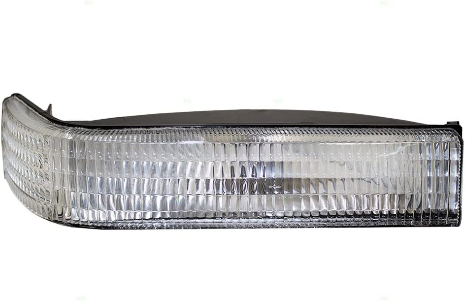 Passengers Signal Front Marker Light Lamp Replacement for Jeep 56005098AB