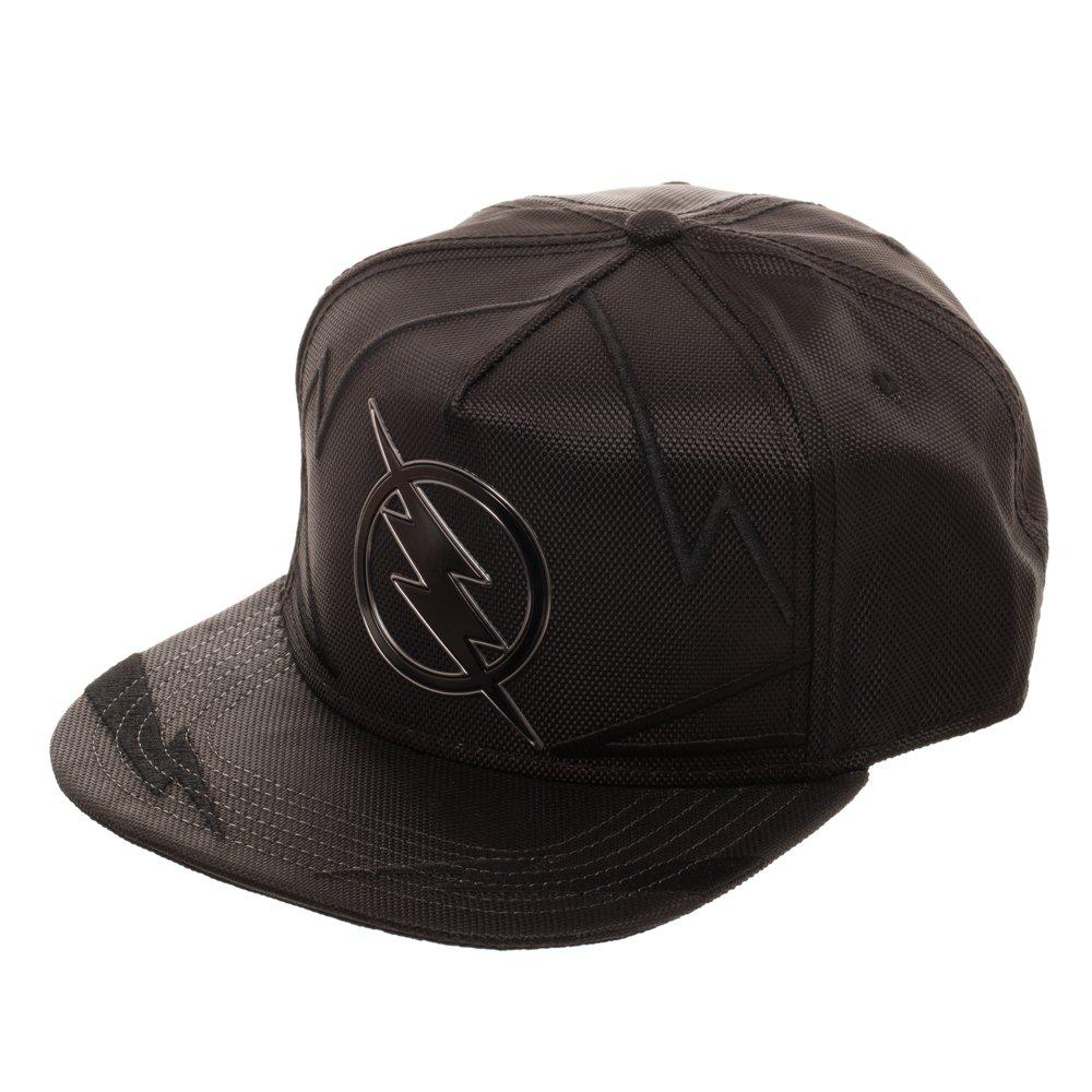 28799602ef4a34 bioworld DC Comics The Flash Zoom Chrome Weld Logo Ballistic Nylon Snapback  Cap Hat: Amazon.ca: Clothing & Accessories