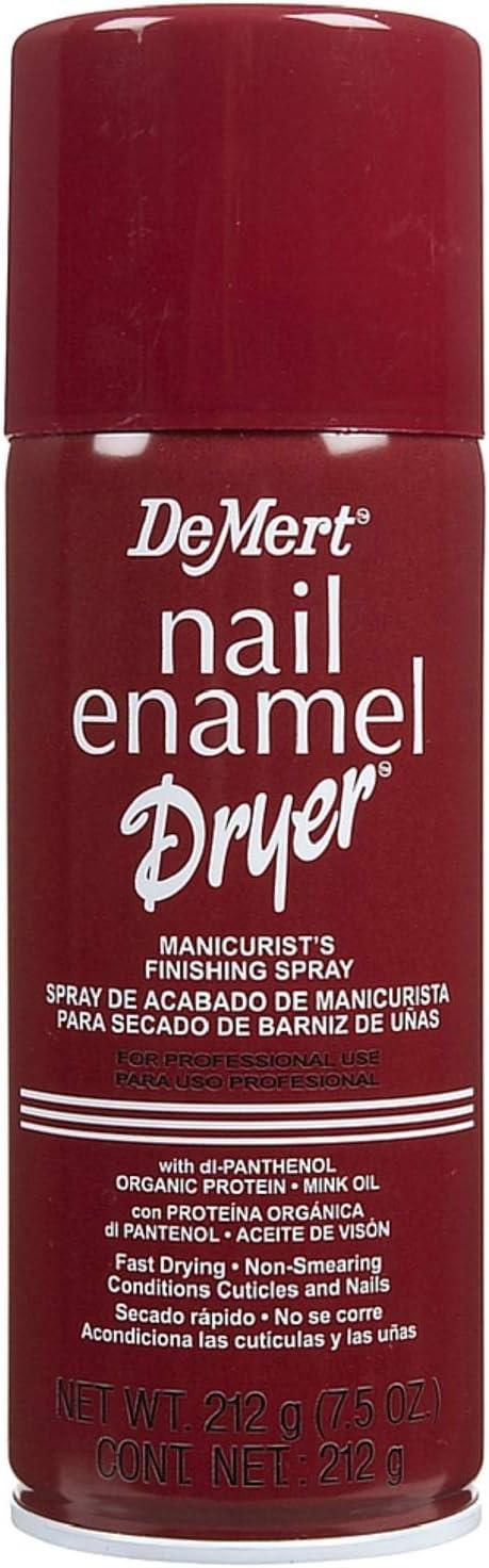 demert uñas secador de esmalte Spray 7.5oz