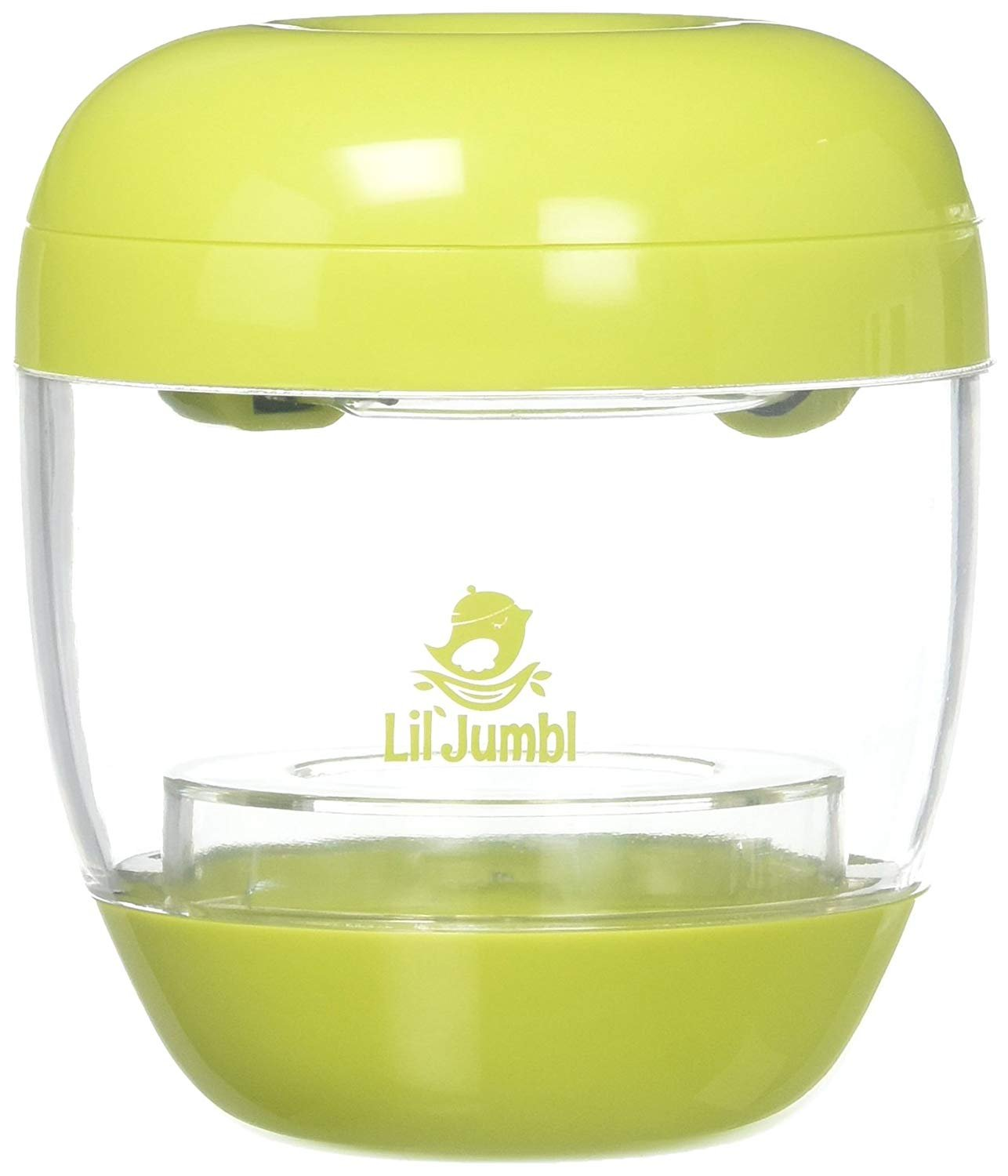 Lil' Jumbl Pacifier & Baby Bottle Nipple UV Sanitizer – Clinically Proven to Safely Sterilize & Kill up to 99.9% of Germs & Bacteria - Pink Lil' Jumbl LJ-BS-01-P-1