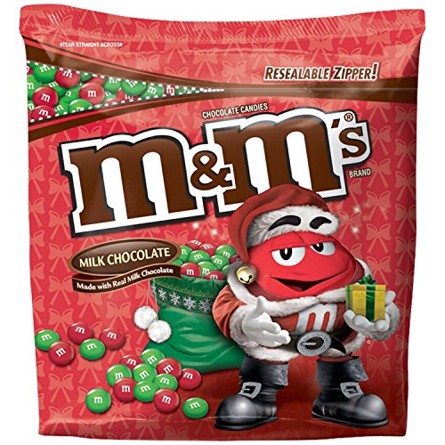 M&M'S Holiday Milk Chocolate Candy