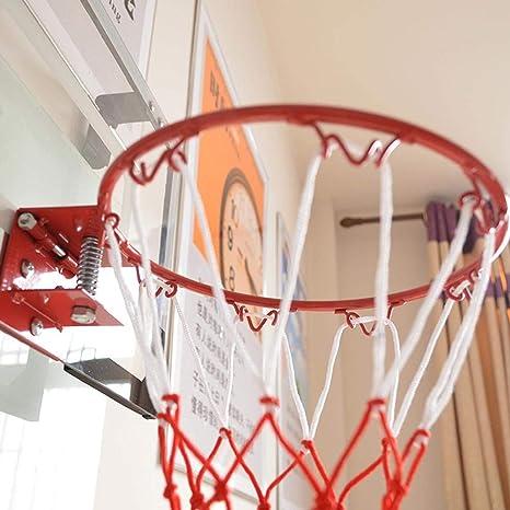 ranninao Juego de Aros de Baloncesto de Pared Mini para Interiores ...