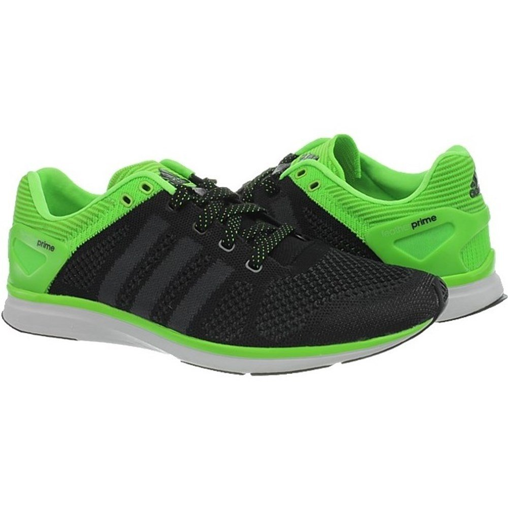 quality design 98aff cfef2 Adidas Adizero Feather Prime M M21368 Mens Jogging shoes  Runningshoes   Trainers Green 11 UK Amazon.co.uk Shoes  Bags