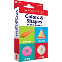 Flash Cards: Colors & Shapes