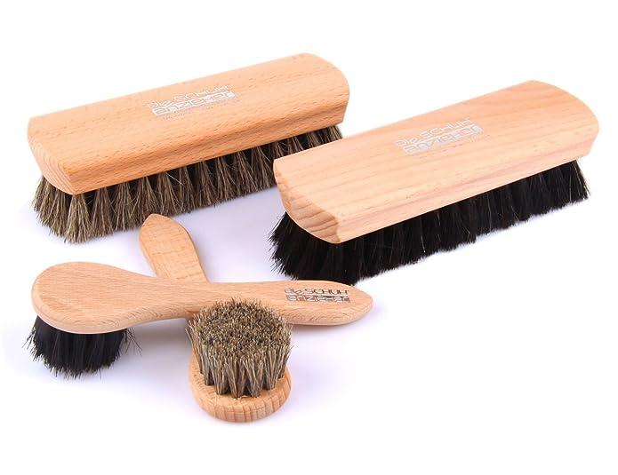 Cepillo para cuero de nubuc y cuero gamuza – Cepillo de madera crepe – Classic Edition z2445 odyGNzk6I