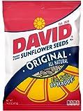 David Original Sunflower Seeds, 14.5 -Ounce Bags (Pack of 12)
