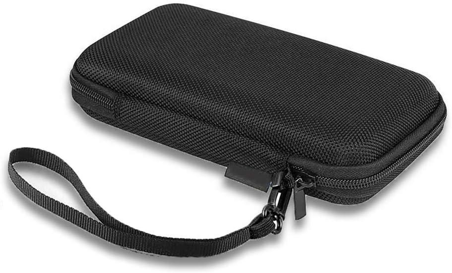 Funda de Batería Externa Estuche Protección Caja para GACHI Batería Externa MP4 Auriculares Cable USB Disco Duro y Otros Accesorios