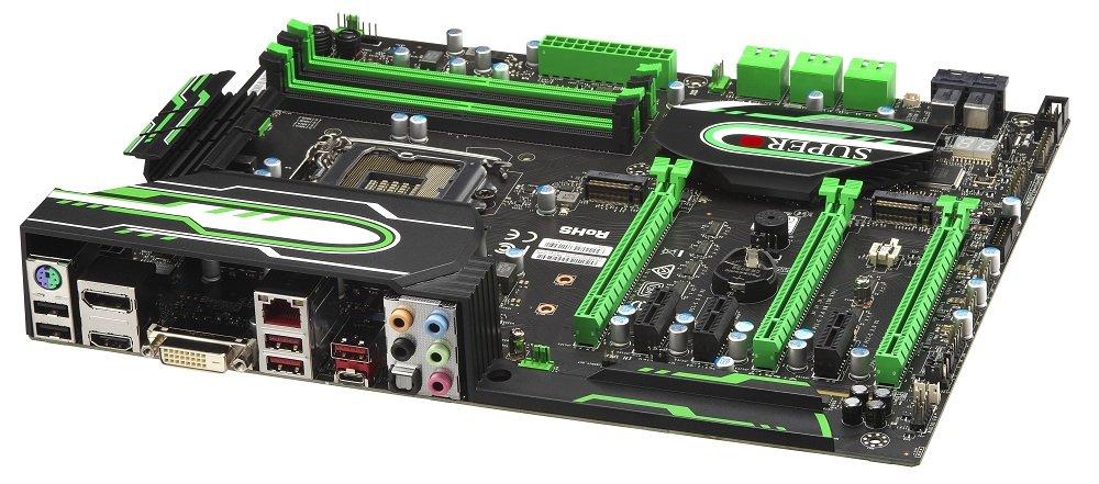 [cb] MB3870 MBD-C7Z270-CG-L-O [第7世代Core Kaby Lake対応] SUPERMICRO SuperO Core Gaming C7Z270-CG-L ゲーミングマザーボード