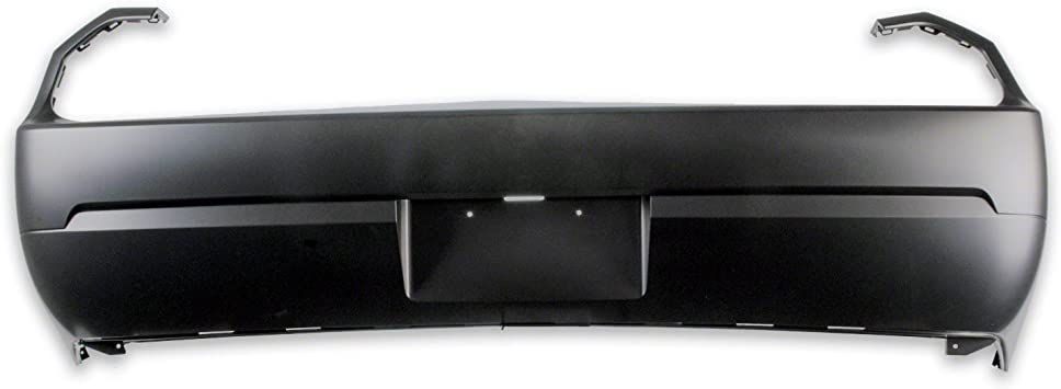 NEW CH1100934 BUMPER COVER REAR FOR DODGE CHALLENGER 2008 2014