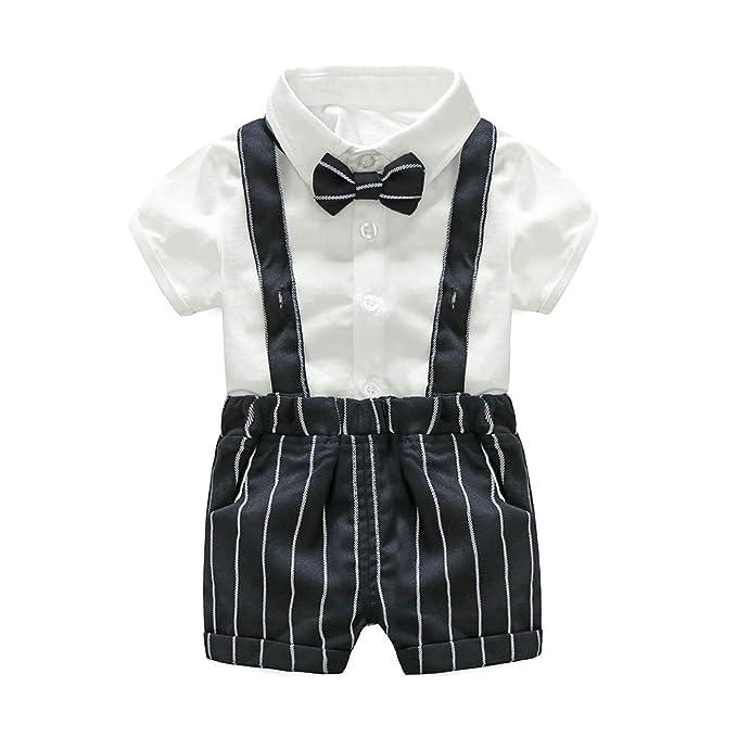 Amazon.com: Yilaku - Conjunto de ropa para bebé y niño ...