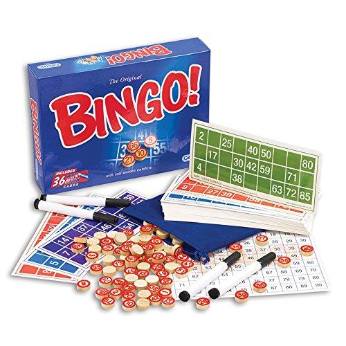 (Gibsons The Original Bingo Game)