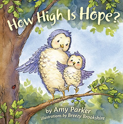 How High Is Hope? (padded board book) (Faith, Hope, Love)