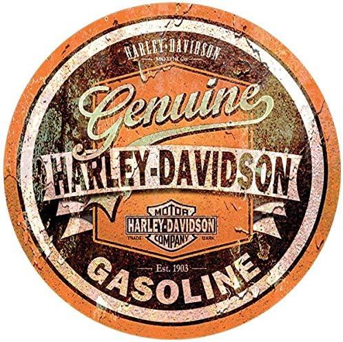 Reflektierende Aufkleber Für Helm Harley Davidson Gasoline Auto