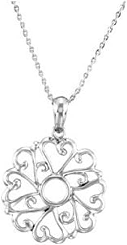 Necklace Youngest Child Sterling Silver Remember I Love You