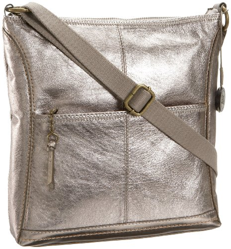 Metallic Cross Body Bag - 6