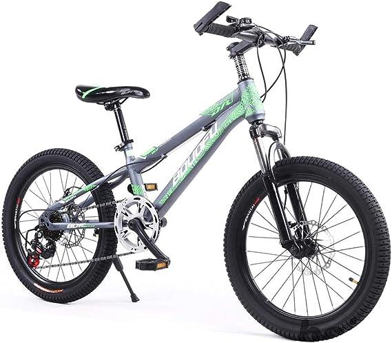 SJSF Y Bikes Bicicleta Montaña Cambio De 7 Velocidades 20 Pulgadas ...