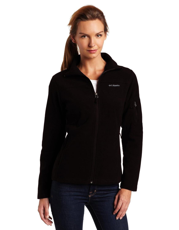 Columbia Women\'s Fast Trek Ii Full Zip Fleece Jacket