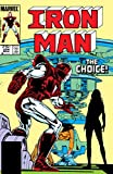 img - for Iron Man (1968-1996) #204 book / textbook / text book
