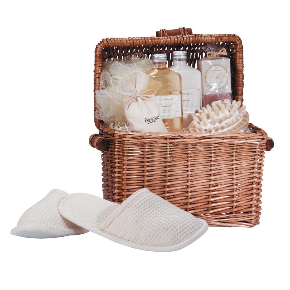 Honey Vanilla Spa Set
