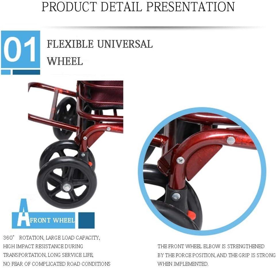 Amazon.com: XXWW - Andador con ruedas que se convierte en ...
