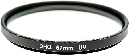 Fujiyama 67mm UV Filter for Nikon D5300 with the AF-S DX NIKKOR 18-140mm 1:3.5-5.6G ED VR Lens