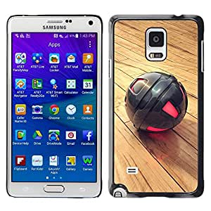 Planetar® ( Metal Sphere ) Samsung Galaxy Note 4 IV / SM-N910F / SM-N910K / SM-N910C / SM-N910W8 / SM-N910U / SM-N910G Fundas Cover Cubre Hard Case Cover