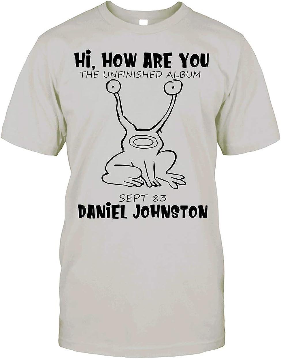 Leet Group Hi How Are You Johnston T-Shirt