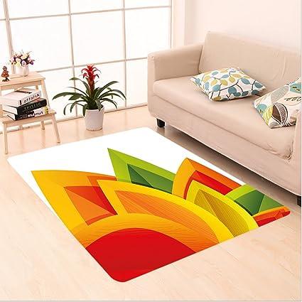 Amazon Com Nalahome Custom Carpet Tract Decor Digital Abstract