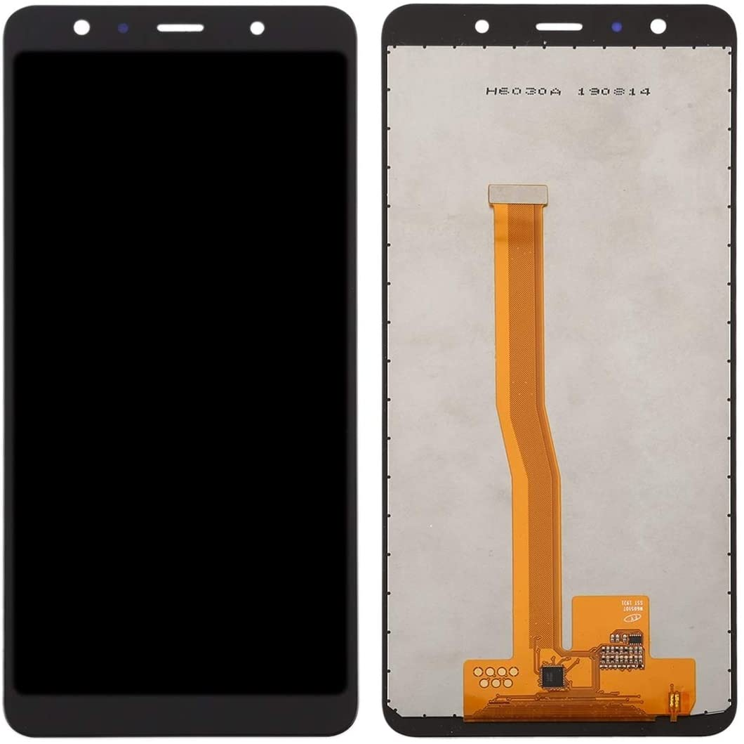 A750FN//DS 2018 Black A750F//DS Durable Color : Black GuiPing Incell LCD Screen and Digitizer Full Assembly for Galaxy A7 A750G
