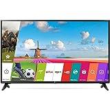 LG 123 cm (49 inches) 49LJ554T Full HD LED Smart TV (Ceramic Black)