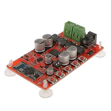 Tda7492p Receptor de Audio Inalámbrico Bluetooth Csr4.0 Bordo Amplificador Digital